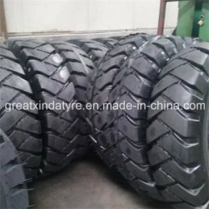 Super Deep Traction and Strong Sidewalls Forklift Tires (18.00-25) pictures & photos