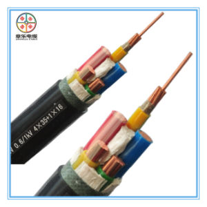 Fire Resistant Electric Cable, Pure Copper Cable pictures & photos