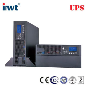 1kVA 2kVA 3kVA 6kVA 10kVA High Frequency 19 Inch Rack Mount Online UPS pictures & photos