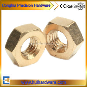 High Quality Hex Nuts, Brass Hex Nuts Manufacturer pictures & photos