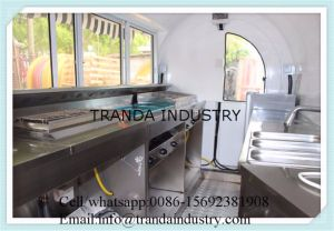 for Salefood Application Commercialvintage Caravan pictures & photos