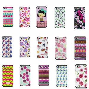 Colorful TPU Cellphone TPU Case for iPhone 5 pictures & photos