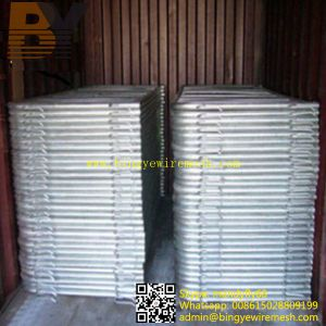 High Quality Traffic Control Barrier Crowd Control Barrier pictures & photos