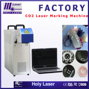 Portable CO2 Laser Marking Machine pictures & photos