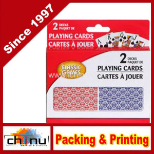 Classic Games 2 Decks of Playing Cards (430082) pictures & photos