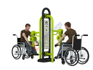Body Disabled Building Outdoor Fitness Equipment pictures & photos