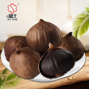 Hot Sale High Quality Korean Black Garlic 800g/Bag pictures & photos