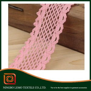 100% Cotton Polish Lace Trim pictures & photos