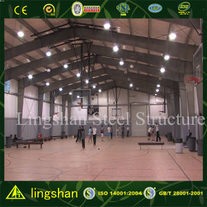 China Low Cost Prefab Steel Structure Playground Building pictures & photos