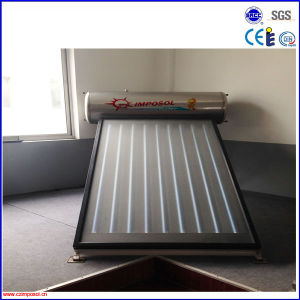 Professional Made High Efficiency Flat Solar Water Heater pictures & photos