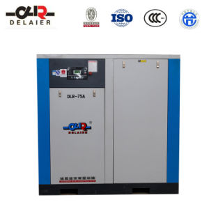 Dlr High Pressure Rotary Screw Air Compressor Dlr-75A