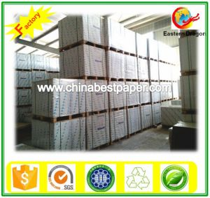 58g Uncoated White Offset Printing Paper pictures & photos