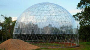 Dome Integrate Greenhouse/ Film Greenhouse / PC Greenhosue / Glass Greenhouse pictures & photos