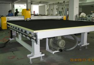 Glass Cutting Table Automatic Glass Cutting Table pictures & photos