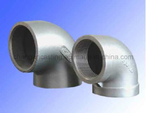 Well Sales Precision Casting Gate Valve Casting Parts pictures & photos
