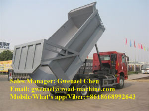 Sinotruk HOWO 10 Wheels 6X4 Dump Truck/ Tipper/ Dumper, 380HP, Rhd/LHD with Euro III, U Shape Box pictures & photos