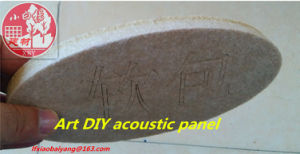 DIY Wall Display Acoustic Panel Wall Panel Ceiling Panel Decoration Panel pictures & photos