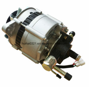 Auto Alternator for Isuzu 4bc2 Engine, 8944723300, 8-94389772, 24V 35A/50A pictures & photos
