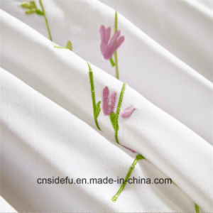 Luxury High Quality Embroidery Duvet Cover Bedding Duvet Cover Set pictures & photos