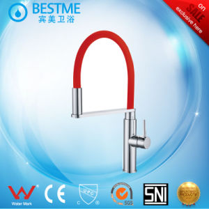 Universal Design High Quality Silicone Hose Kitchen Mixer (BF-20214) pictures & photos