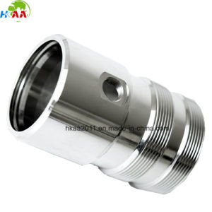 High Precision Aluminum Sleeve Water Neck Spacer for Medical Device pictures & photos