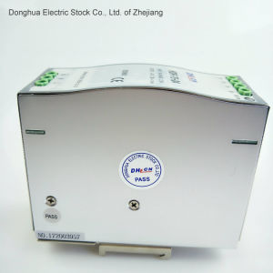 HDR-75, 75W DIN Rail Switching Power Supply 85-264VAC to 24VDC, 3.2A pictures & photos
