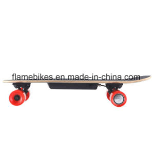 4 Wheels Electric Skateboard with Remote Control pictures & photos