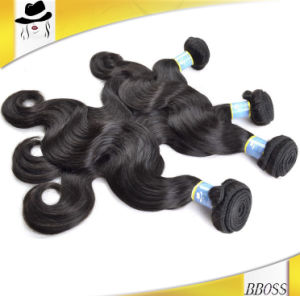 Grade 10A Body Weaving of Brazilian Virgin Hair Products pictures & photos