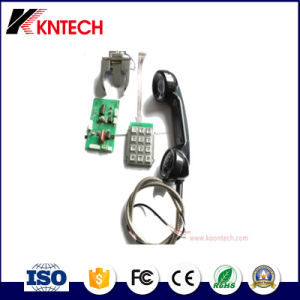 T1 Anti-Climate Military Handset Armoured Squared Handset Telephone Receiver pictures & photos