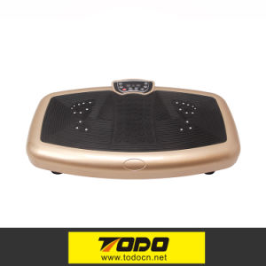 200W Fitness Body Shaper Full Body Vibration Platform with Ce Certificate pictures & photos