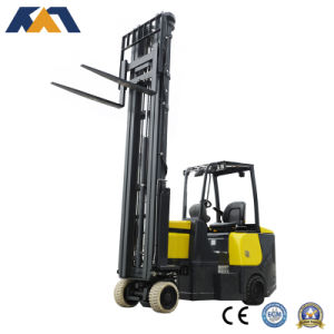 The latest Style Warehouse Electric Forklift Truck pictures & photos