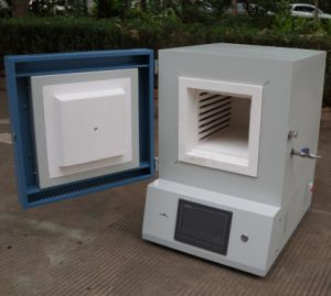 1300c 3L Mini Bench-Top Electric Box Muffle Furnace Laboratory Furnace pictures & photos