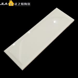 "4""X12""/10X30cm White Glossy Subway Tile for Bathroom and Kitchen Decoration pictures & photos"