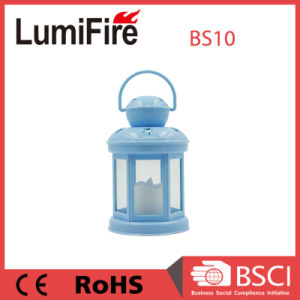 Lumifre BS10 Wholesale OEM Battery Powered LED Hurricane Lantern pictures & photos