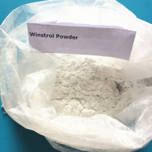 99%Min Oral Fitness Anabolic Steroid Powder Winstrol for Bodybuilding pictures & photos