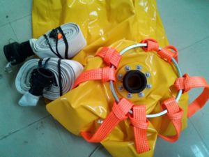 1.2mm PVC Water Bag for Crane Load Testing pictures & photos