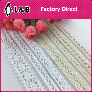 Chemical Trims Eyelet Lace Cotton pictures & photos