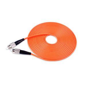Fiber Optic Om2 50/125 Cable FC mm Connector Simplex Duplex pictures & photos