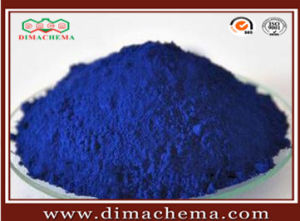 Organic Pigment Phthalocyanine Blue (PB15: 4) for Ink pictures & photos