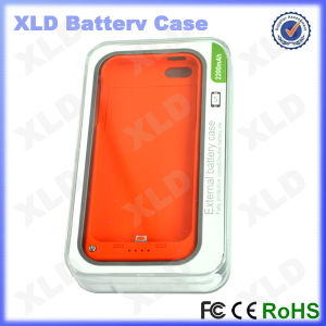 2200mAh External Battery Case for iPhone 5c, 14 Colors for Choice (OM-PW5C) pictures & photos