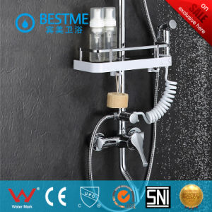 Fashinable Three Functional Shower Set (BM-60080) pictures & photos