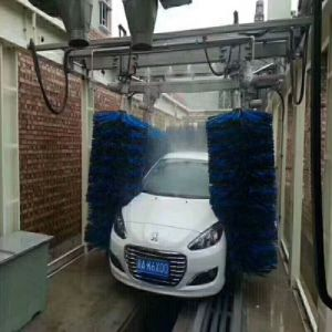 Automatic Tunnel Car Wash Machine and Car Washer pictures & photos