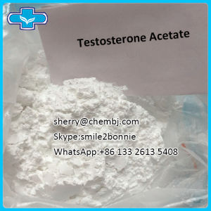 Fast Acting Steroid Powder Testosterone Acetate for Muscle Growth pictures & photos