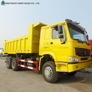 Sinotruk 25 Ton Heavy Tipping Dumper Tipper Dump Truck pictures & photos