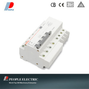Hight Quality RCBO Dz47le-63 4p pictures & photos
