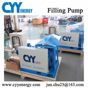 Cryogenic Liquid Oxygen Nitrogen Argon Gas Cylinder Filling Pump pictures & photos