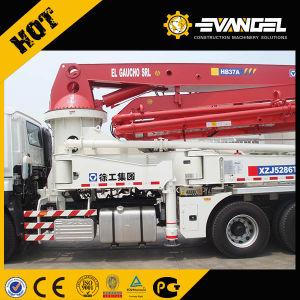 Mini Concrete Pump Hb37b Concrete Pump Truck pictures & photos