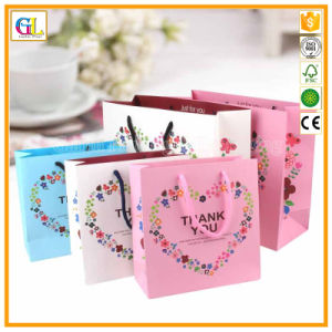 Customized Color Shopping Paper Bag in Different Size pictures & photos