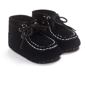 Baby Girl Boy Anti Slip Sole Shoes Sneaker, Infant First Swalkers pictures & photos