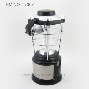 12PCS LED Camping Light with Compass (T7067) pictures & photos